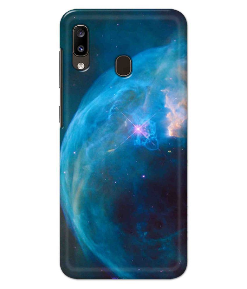 Samsung Galaxy A20 Printed Cover By Printor