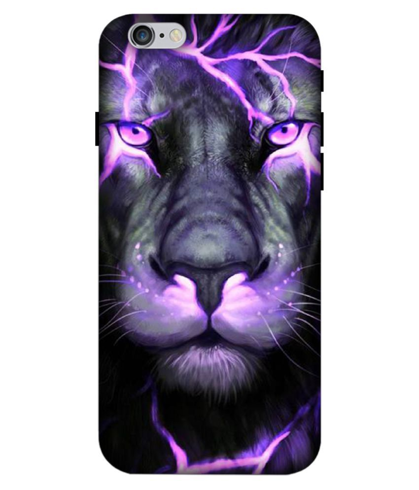 Apple iPhone 6S 3D Back Covers By DoubleF
