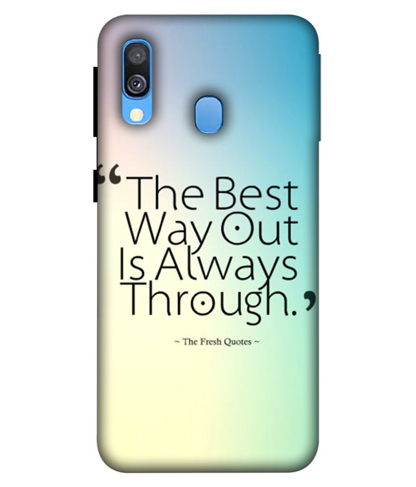 Oppo A1K 3D Back Covers By DoubleF