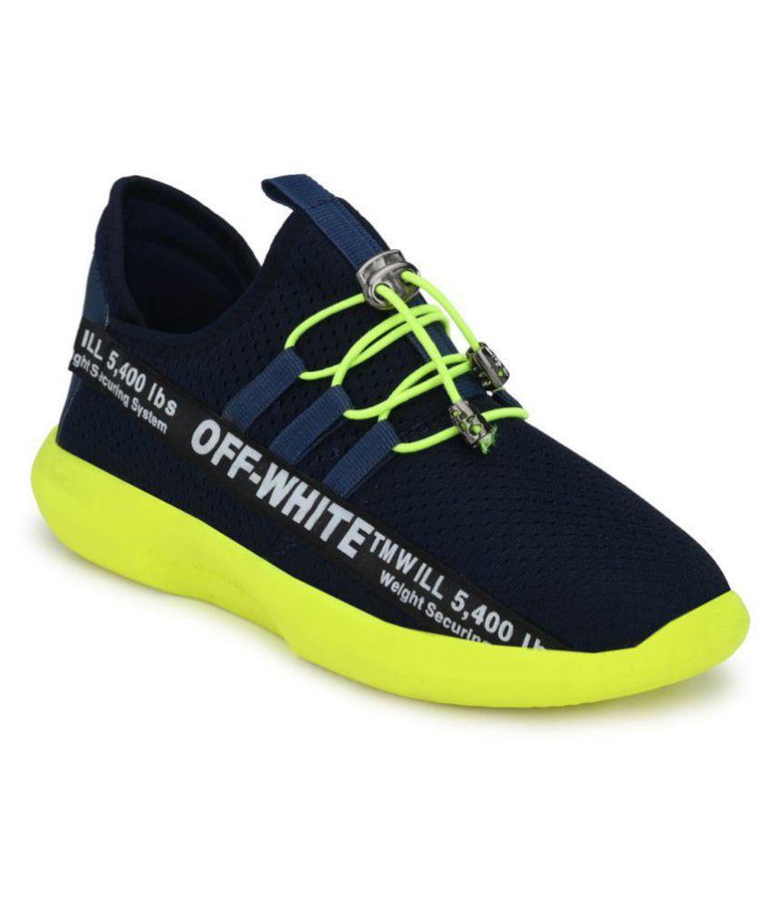 Bucik Sneakers Navy Casual Shoes
