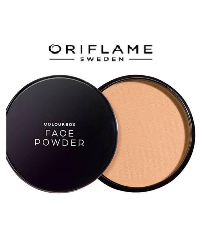 ColourBox Face Powder Pressed Powder Light 20 g