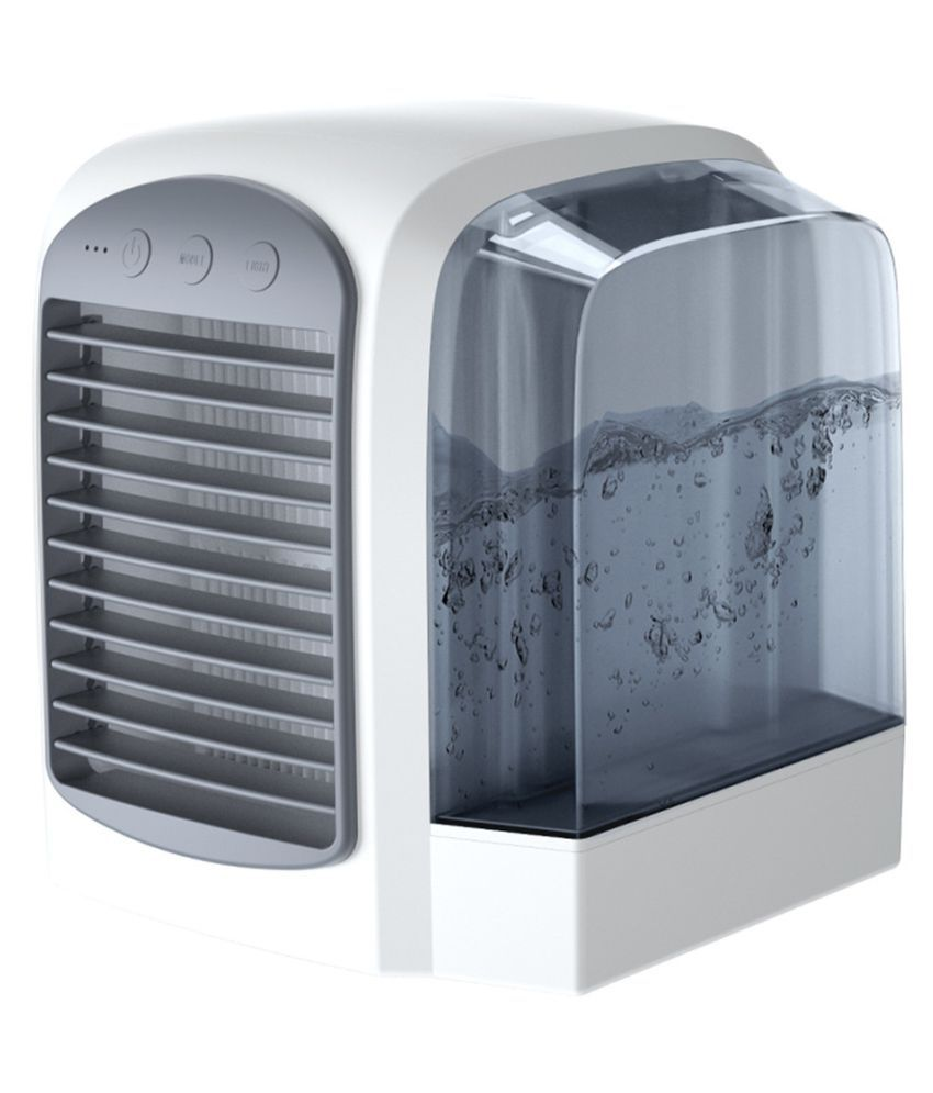 Portable Mini Air Conditioner Cool Cooling For Bedroom Cooler Fan