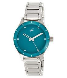 Fastrack Stainless Steel Round Womens Watch