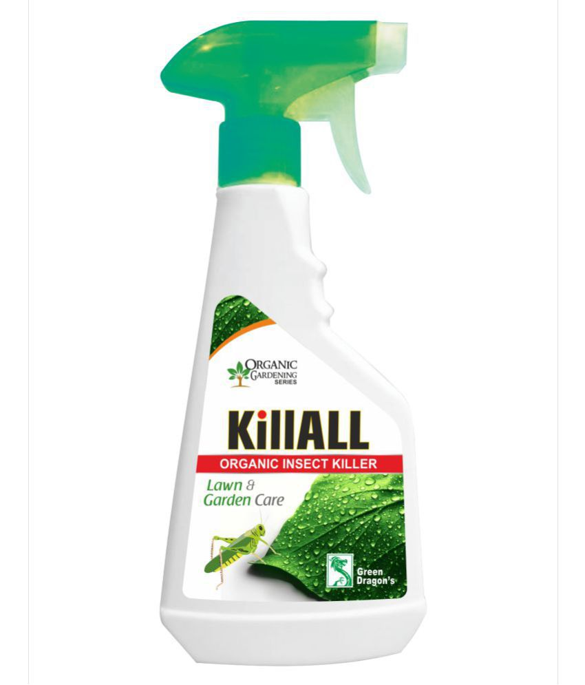 Green Dragon killALL Organic All Insect Spray for Lawn & Garden