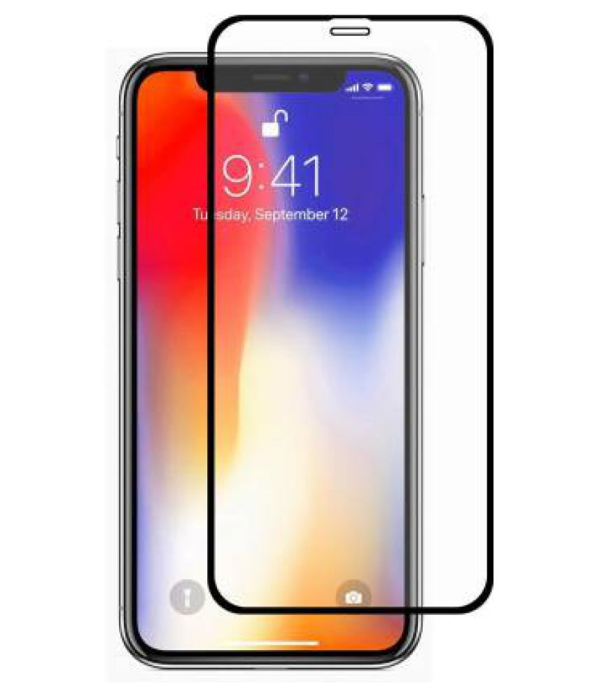 Apple iPhone XR Tempered Glass Screen Guard By GLAZE Japanese Advance Technology