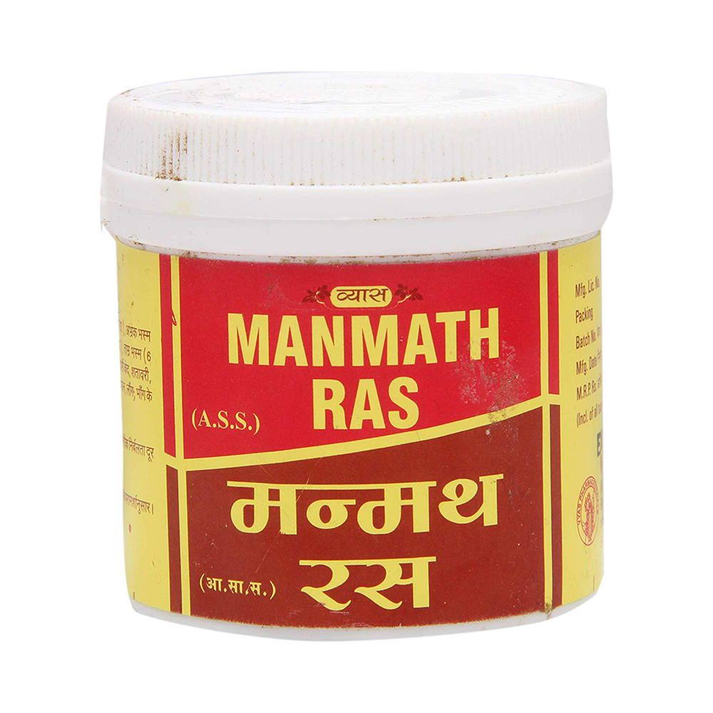 Cackle's Vyas Manmath Ras Tablet 100 no.s Pack Of 2