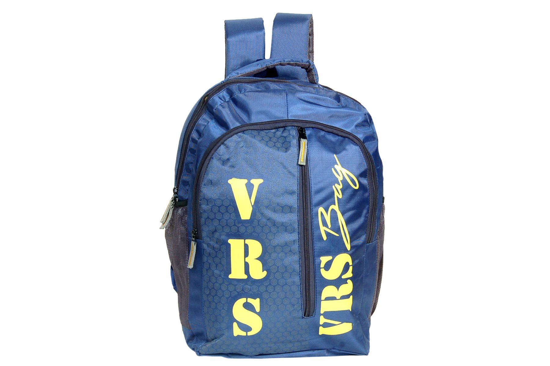 VRS BAG Blue School Bag for Boys & Girls