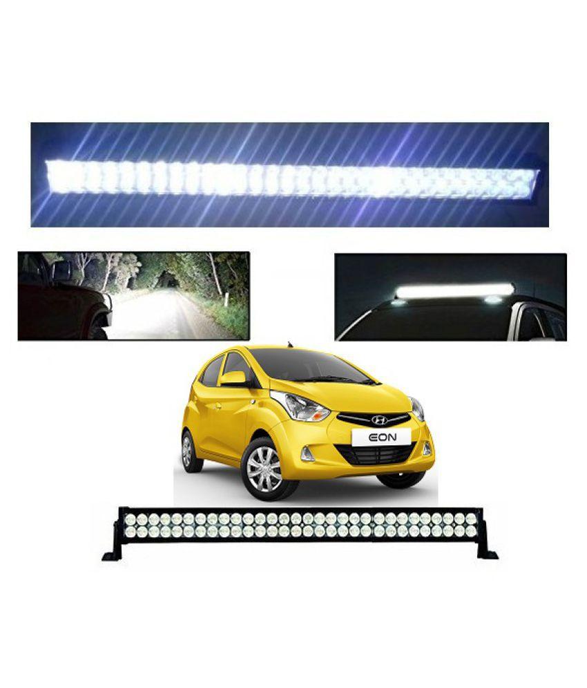 Trigcars Hyundai Eon Bar Light Fog Light 41Inch 120Watt