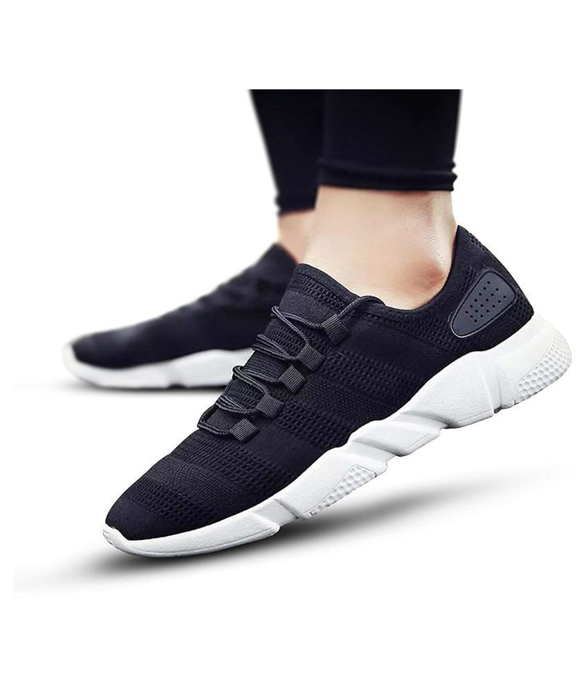 Naxxic Sneakers Black Casual Shoes