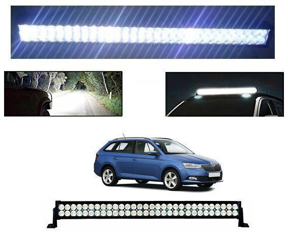 Trigcars Skoda New Bar Light Fog Light 41Inch 120Watt