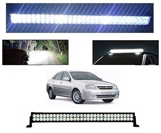 Trigcars Chevrolet Optra Old Bar Light Fog Light 51Inch 120Watt