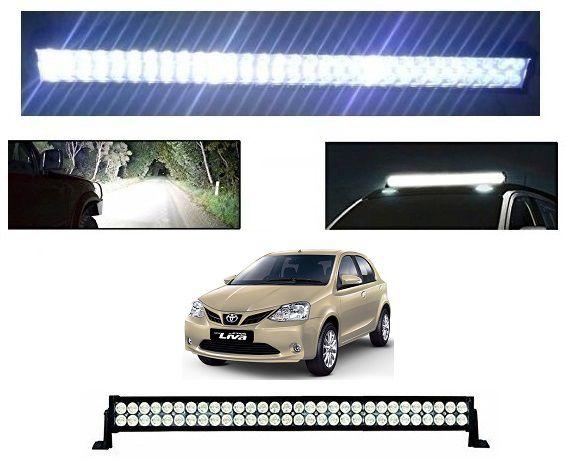 Trigcars Toyota Etios New Bar Light Fog Light 51Inch 120Watt