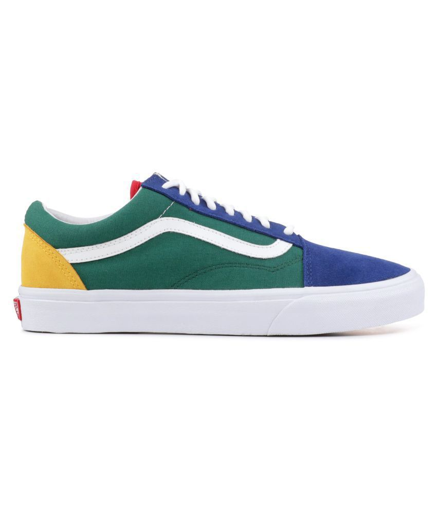 Vans Yacht Club: VANS OLD SKOOL YACHT CLUB Multi Color Training Shoes