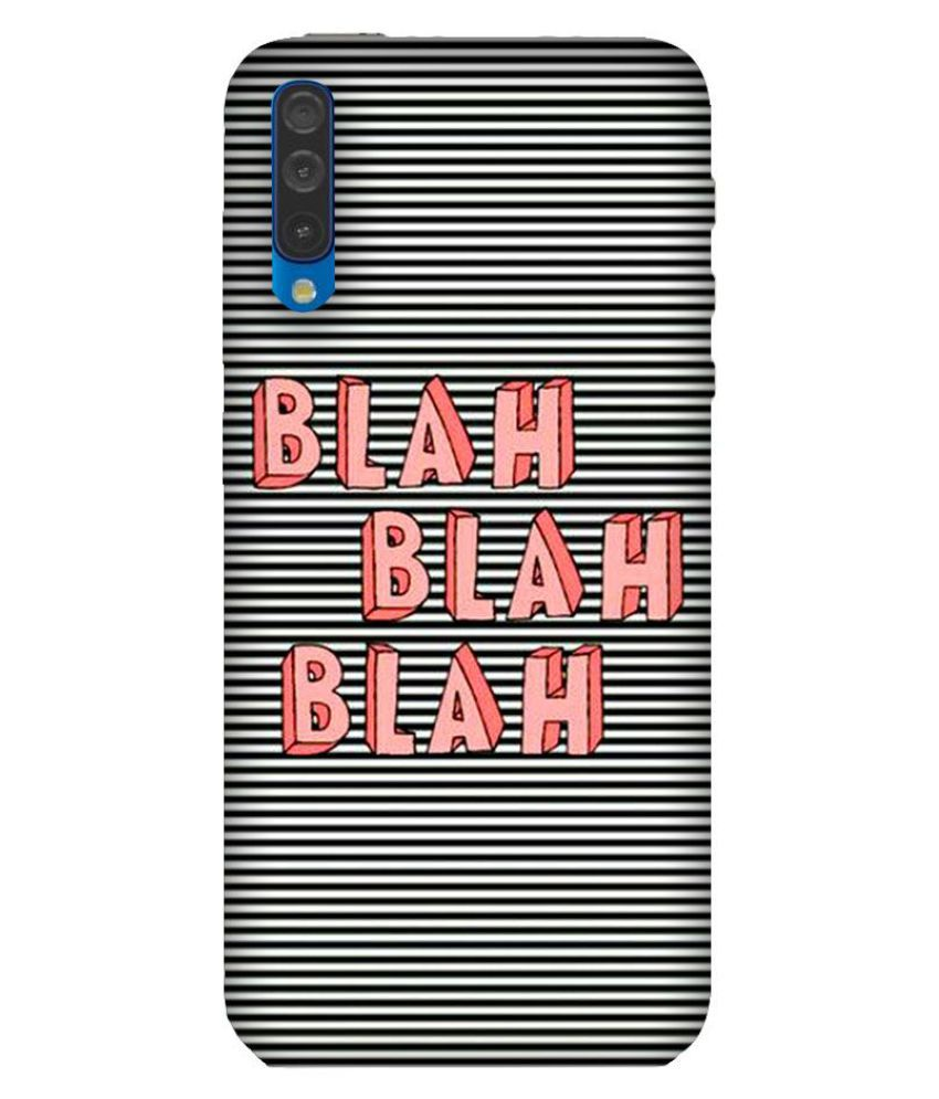 Samsung Galaxy A30s Printed Cover By Emble
