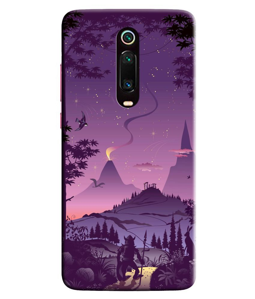 Xiaomi Redmi K20 Pro Printed Cover By HI5OUTLET
