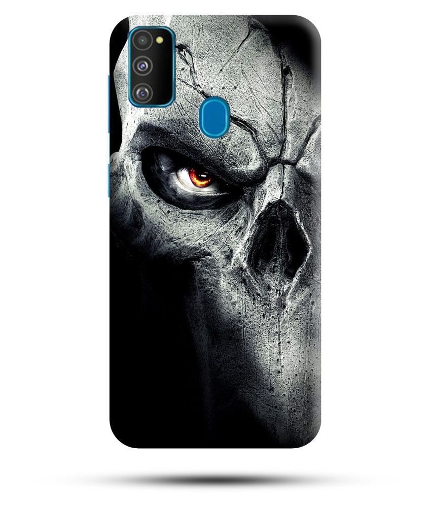 Samsung Galaxy M30s Printed Cover By HI5OUTLET