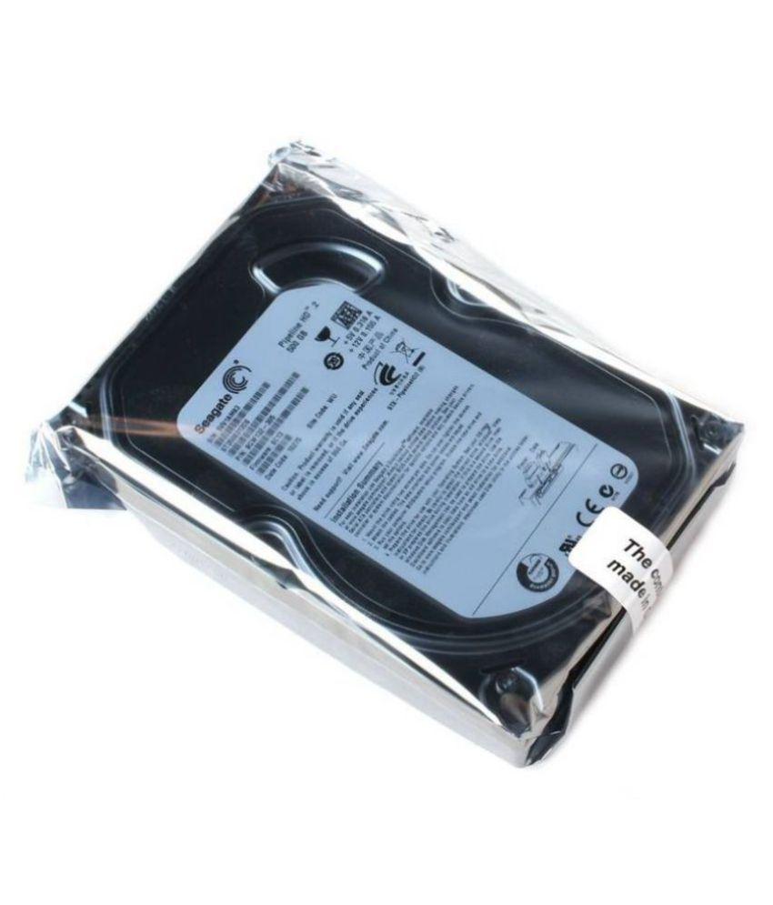 Desktop 500 GB (ST3500312CS) 500 GB Internal Hard Drive Internal Hard drive