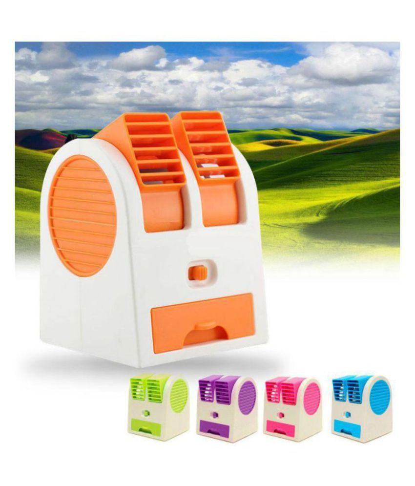Xclusive plus USB Mini Cooler Multicolour Pack of Pack of 1