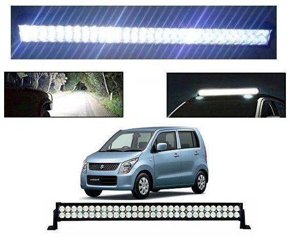 Neeb Traders Maruti Suzuki WagonR Old Bar Light Fog Light 51Inch 120Watt