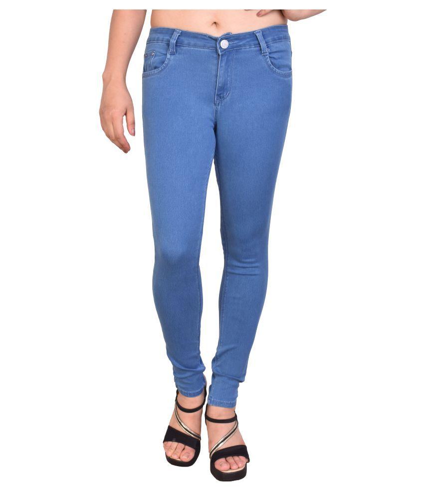 Allbeli Denim Jeans - Blue