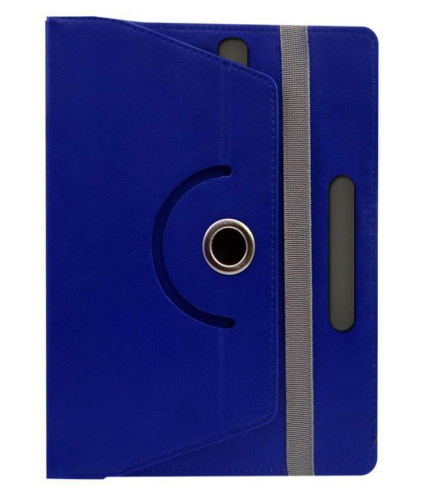 Lenovo Tab M10 X605L Flip Cover By Cutesy Blue