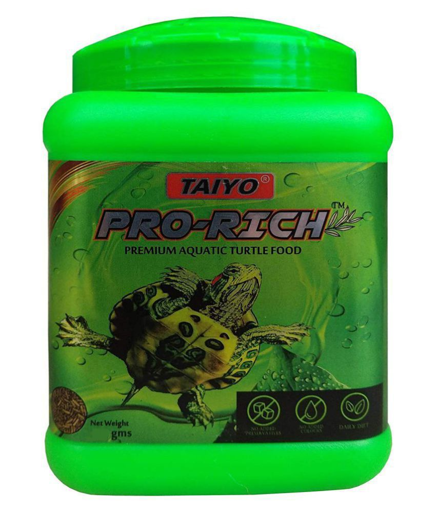 PRO-RICH Premium Aquatic Turtle Food
