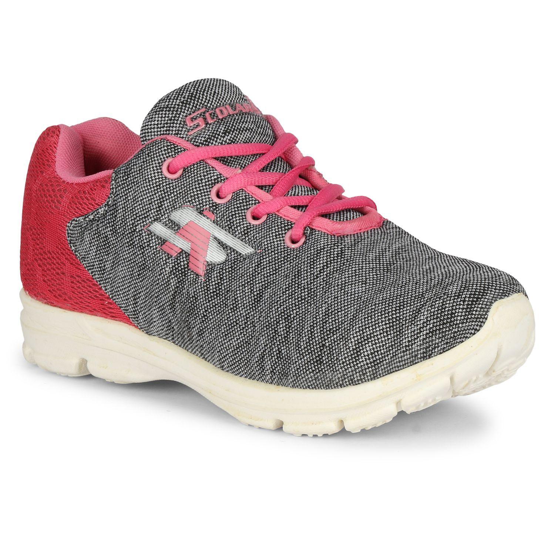 Yala Gray Casual Shoes