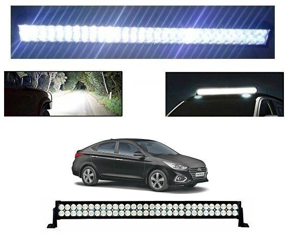 Neeb Traders Hyundai Verna 2018 Bar Light Fog Light 41Inch 120Watt