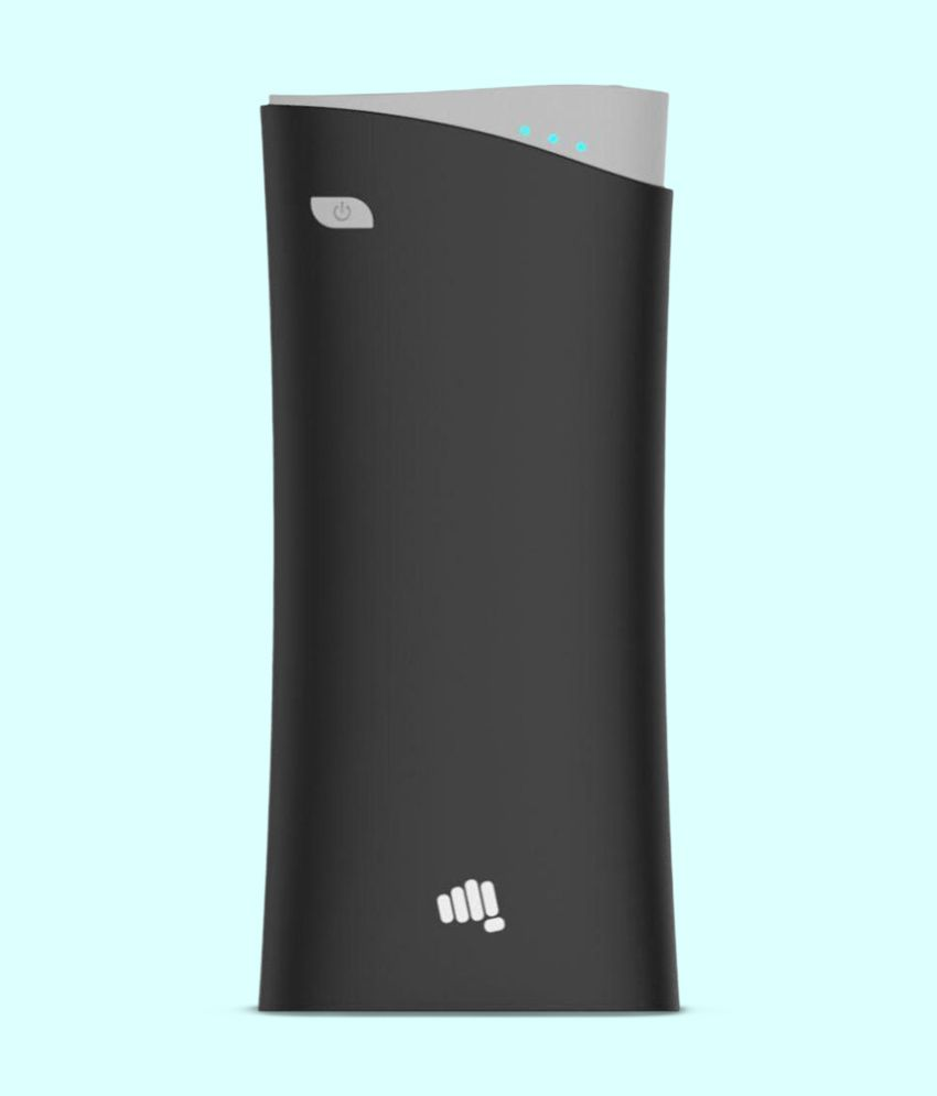 Micromax MXAPB1040 10400  mAh Li Ion Power Bank Black