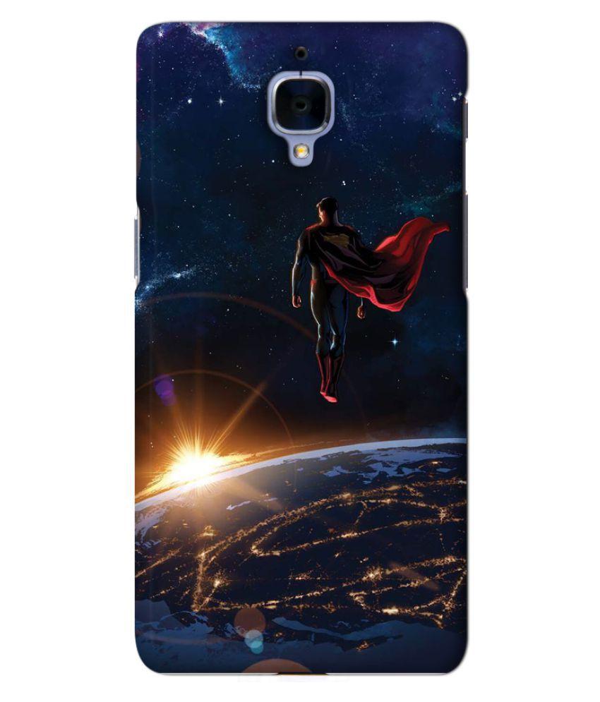 OnePlus 3 T Printed Cover By GV GODESHWARAM