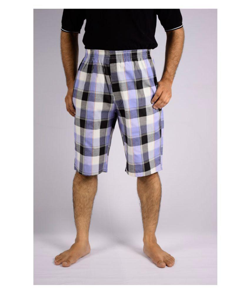 FABISTO Blue Shorts