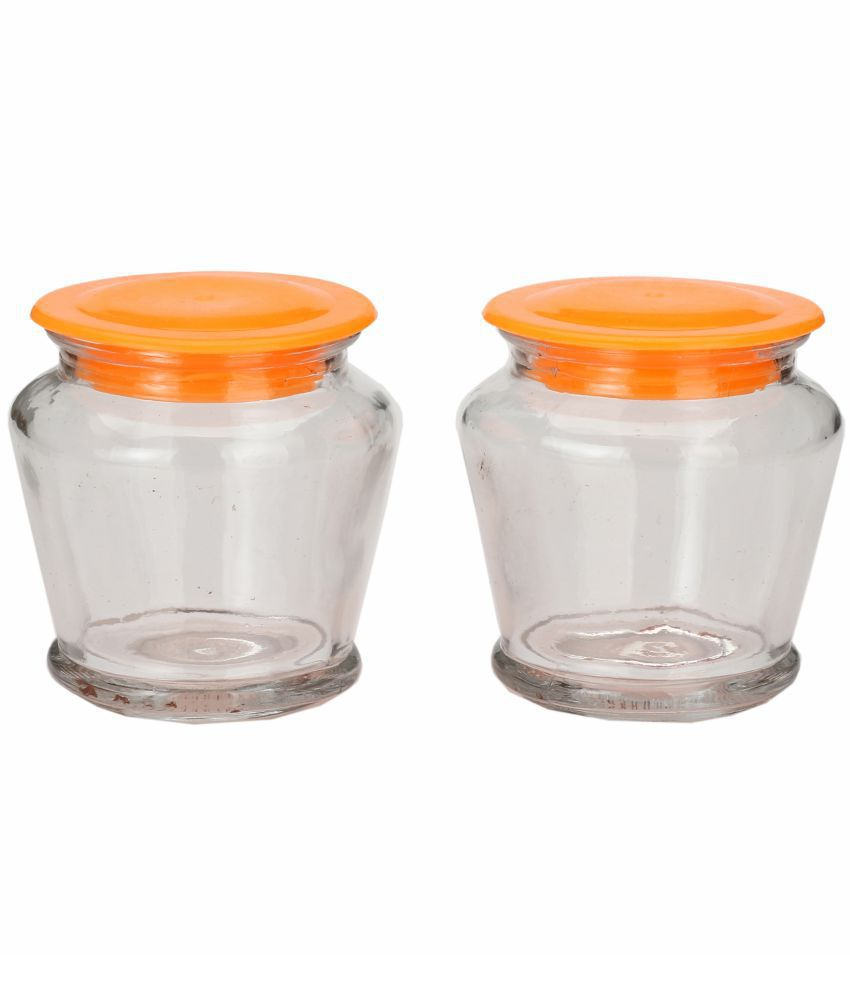 AFAST Glass Spice Container Set of 2 200 mL