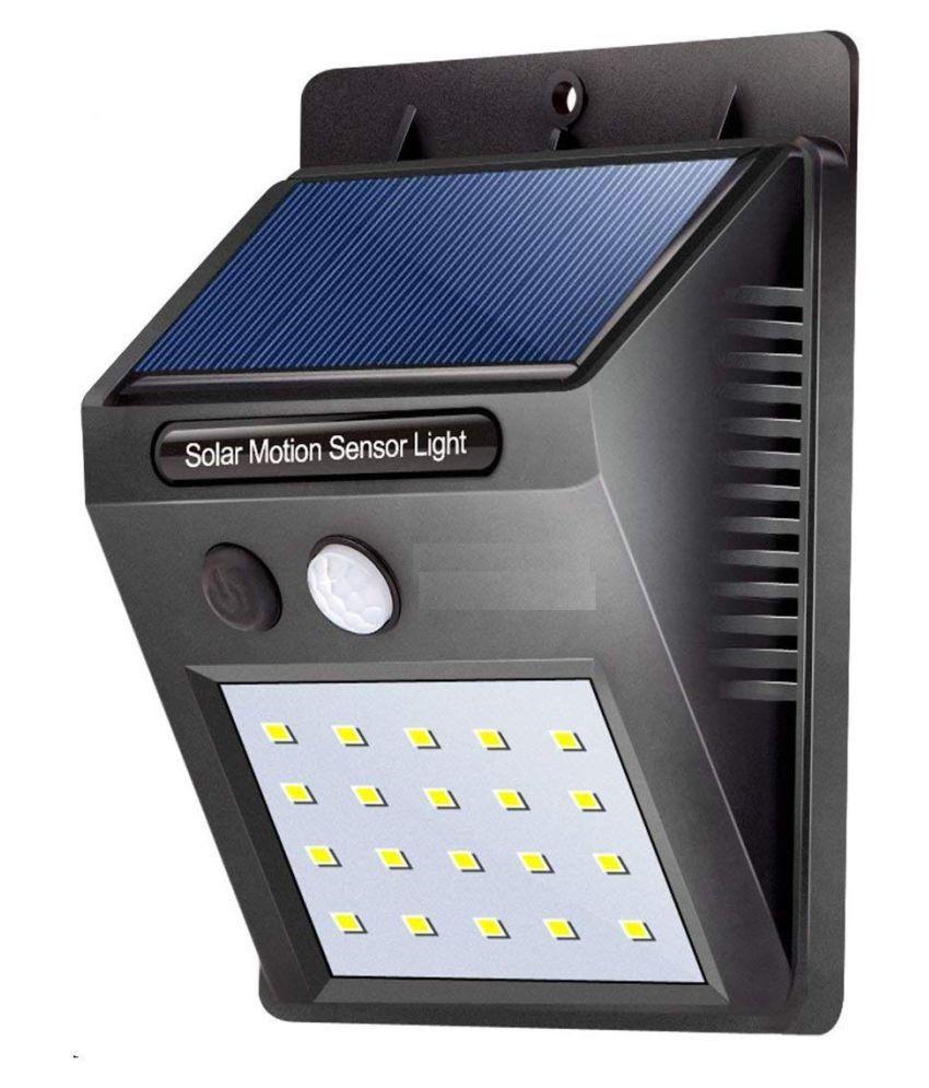 SILICONLAND Solar Light 0.2W Solar Emergency Light - Pack of 1