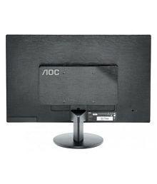 AOC E2070Sw AOC E2070SWNE 49.5 cm(19.5) 1600*900 HD LED Monitor