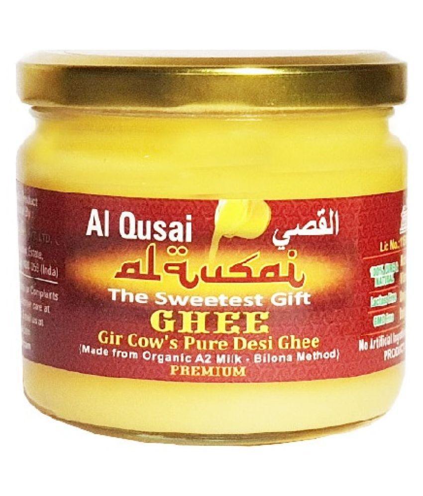 Al Qusai Gir Cow's Pure Desi Ghee 250 g