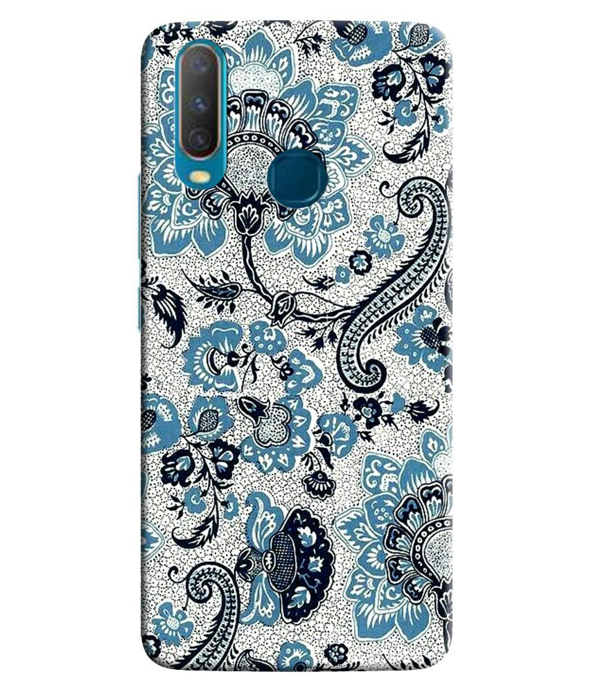 Vivo U20 Printed Cover By HI5OUTLET
