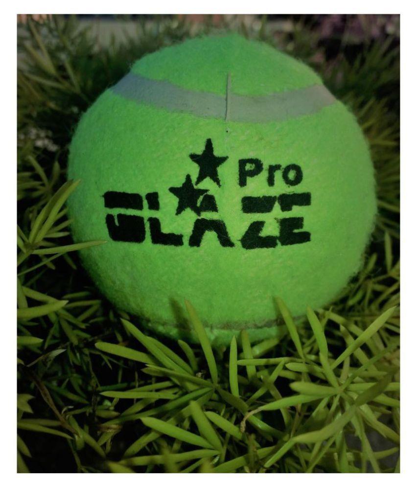 GLAZE Glaze Championship Tennis Ball GREEN 12