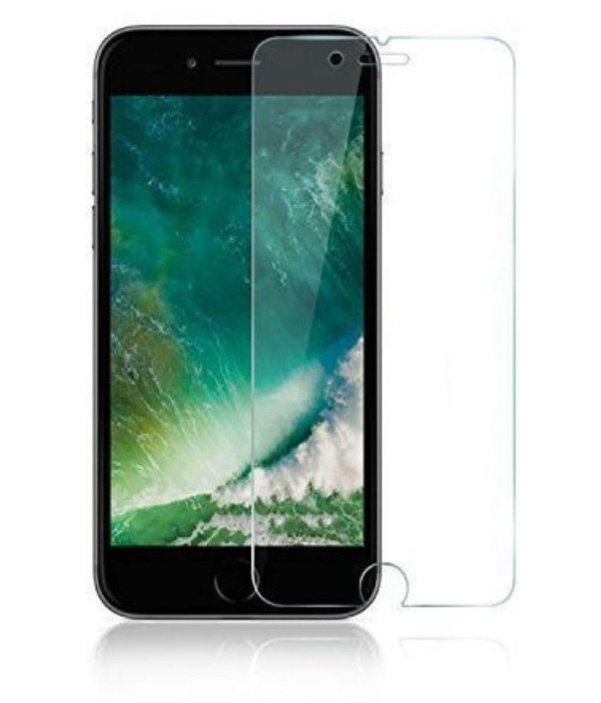 Apple iPhone 6 Tempered Glass Screen Guard By lenmax UV Protection, Anti Reflection