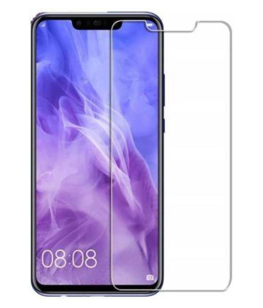 Vivo Y81 Tempered Glass Screen Guard By lenmax UV Protection, Anti Reflection
