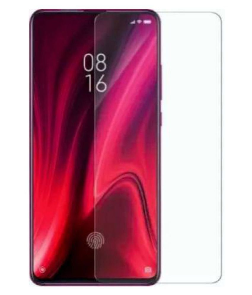 Xiaomi Redmi K20 Tempered Glass Screen Guard By lenmax UV Protection, Anti Reflection