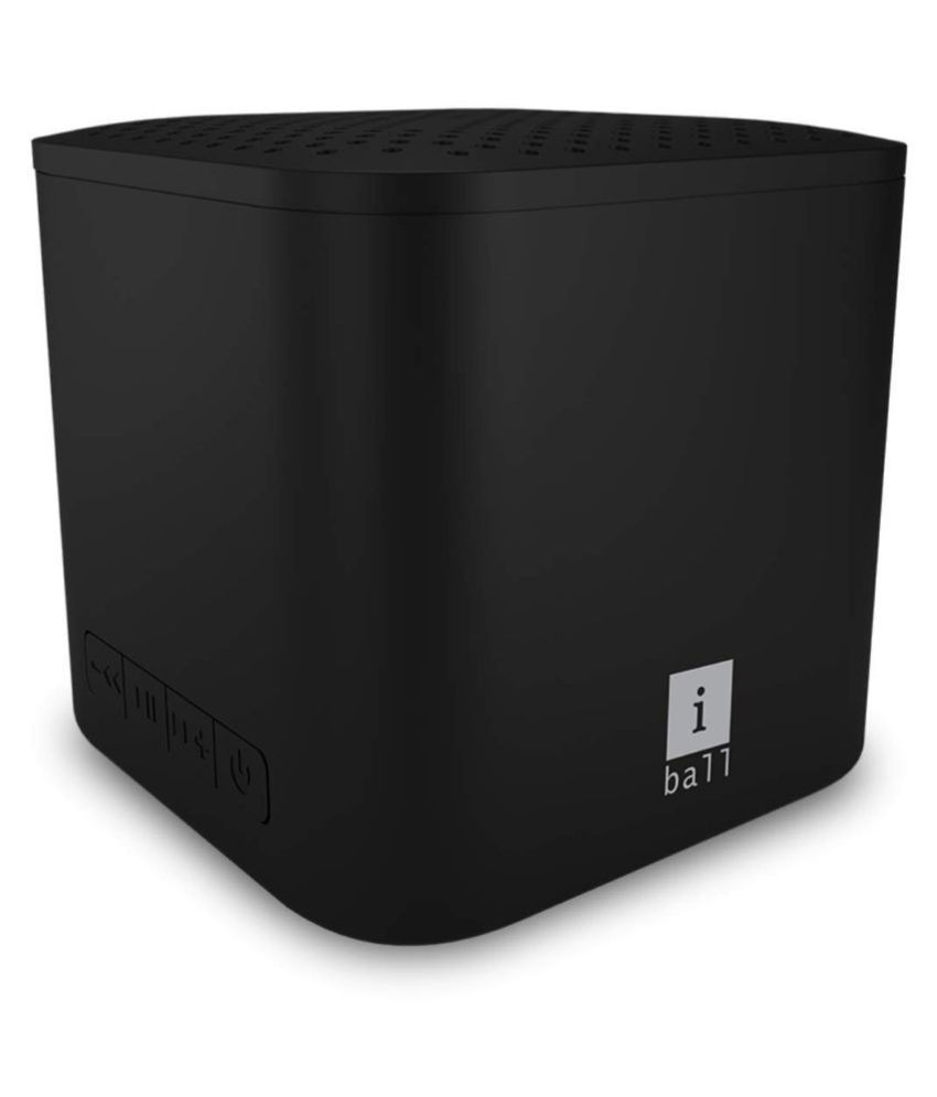 iBall A1 Bluetooth Speaker