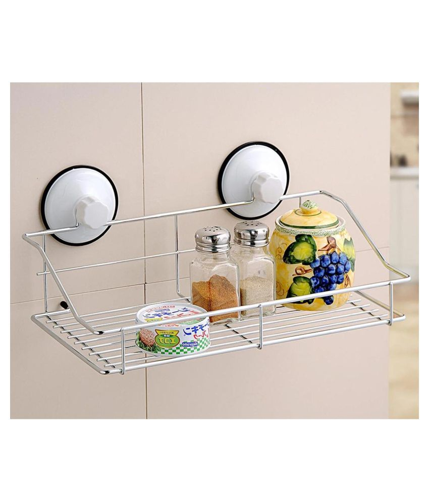 Gift Love Stainless Steel Wall Hung Shelf