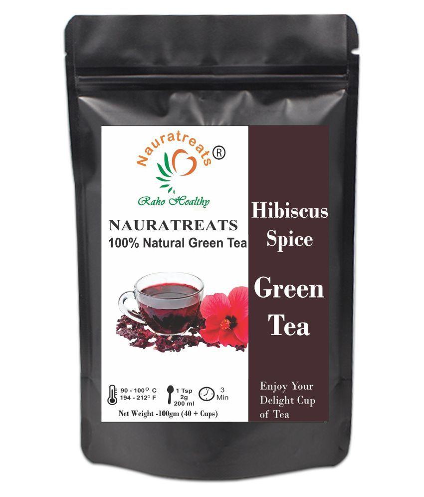 Nauratreats Hibiscus Tea Loose Leaf 100 gm