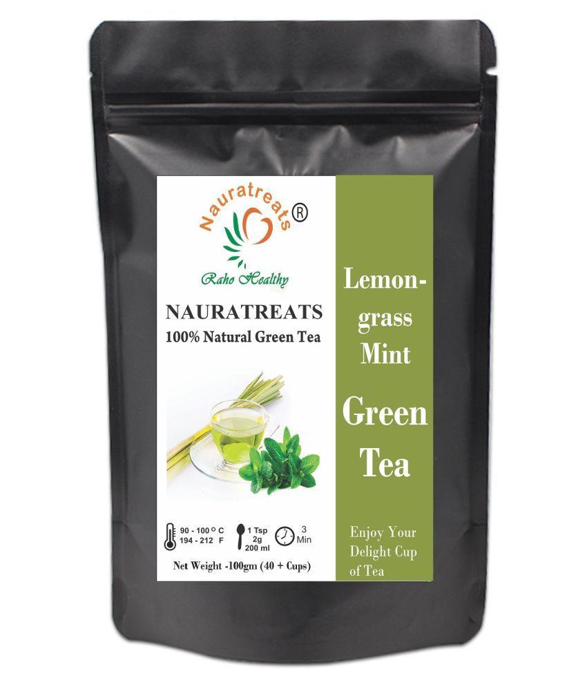 Nauratreats Lemongrass Tea Loose Leaf 100 gm