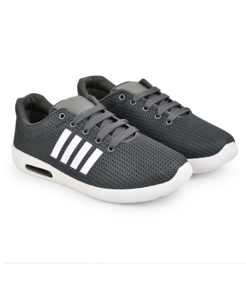 Longwalk Sneakers Gray Casual Shoes