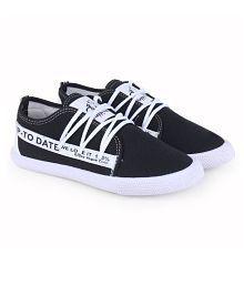 Longwalk Sneakers Black Casual Shoes