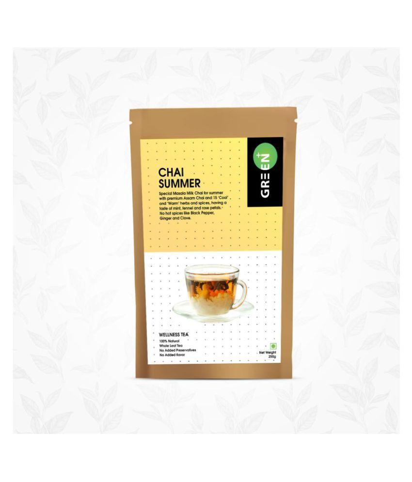 Teafloor Masala Chai Black Tea Loose Leaf 250 gm