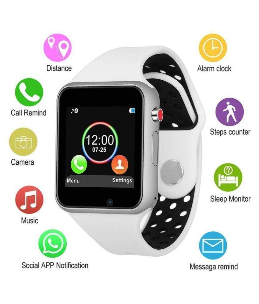 A & D Creative M3 4G SMARTWATCH Smart Watches White ...