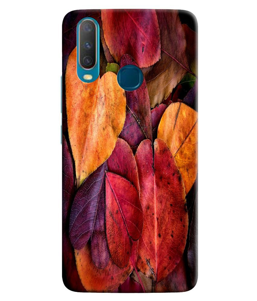 Vivo Y19 Printed Cover By HI5OUTLET