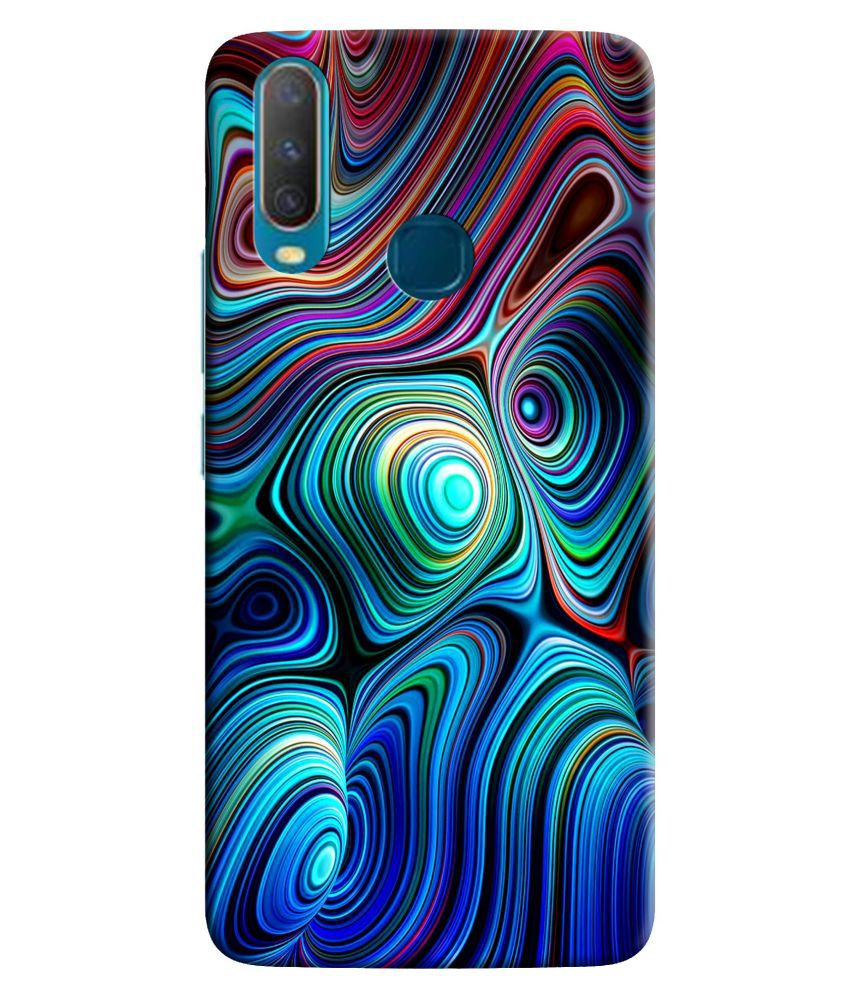 Vivo Z1 Pro Printed Cover By HI5OUTLET